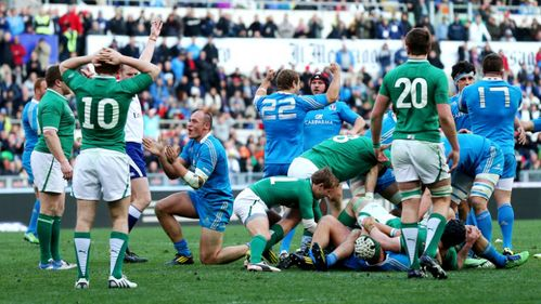 Ireland v Italy preview
