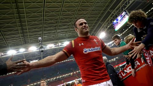 Roberts backs Morgan to come good on Wales tour