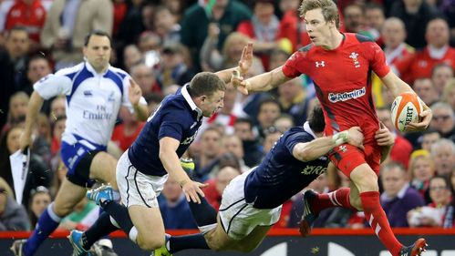 Davies: Wales must release the handbrake in 2015