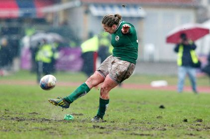 Briggs kicks Ireland Women to first ever RBS 6 Nations Grand Slam