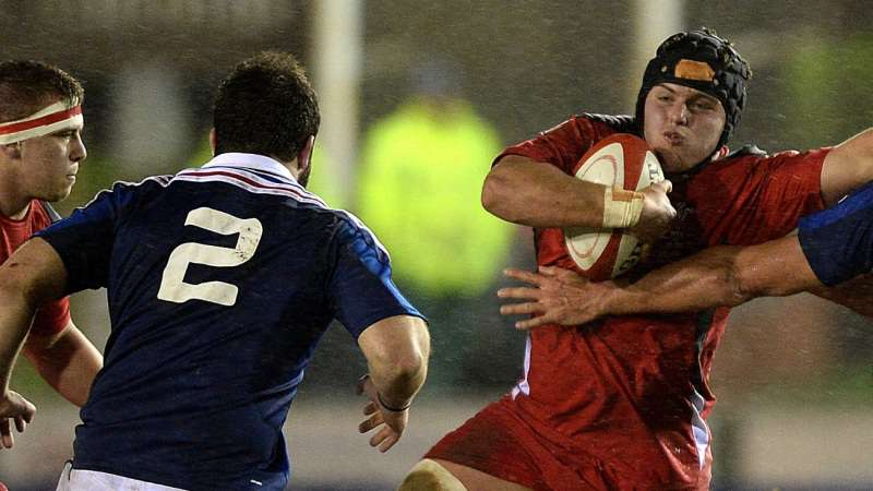 Wales Under-20s prop Smith looks to summer