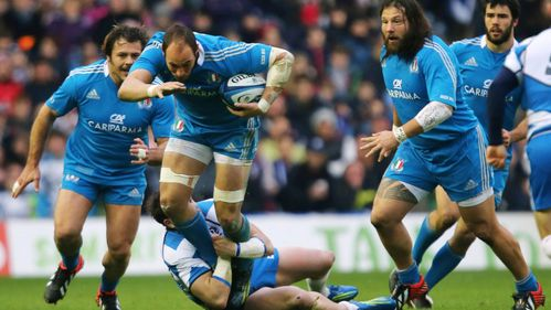 Parisse wants a fast start this autumn
