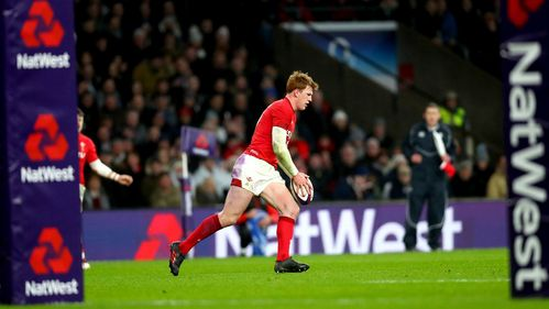 Wales seal series win over Pumas with impressive victory in Sante Fe