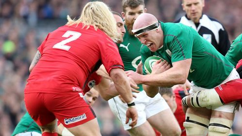 Imperious Ireland dominate Wales in Dublin