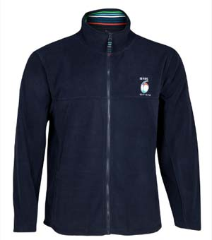 RBS 6 Nations Zip Through Micro Fleece