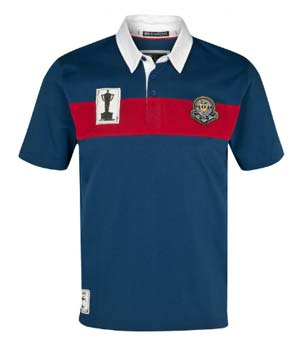 RBS 6 Nations Heritage Short Sleeved Rugby Shirt