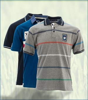 RBS 6 Nations Polo Shirts