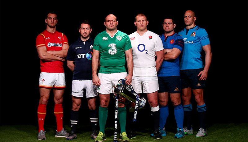 RBS 6 Nations Competition!