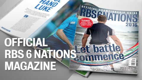 RBS 6 Nations Live Challenge App