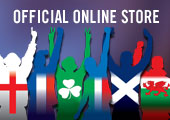 RBS 6 Nations Official Online Shop
