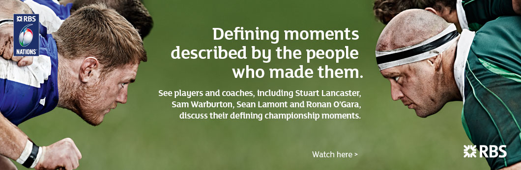 Defining moments described by the people who made them