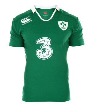 Ireland Home Shirt