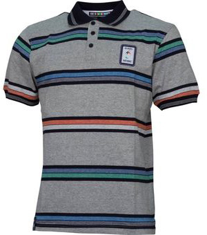 RBS 6 Nations Striped Polo